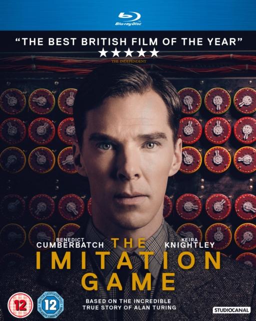 Imitation Game (Morten Tyldum) (Blu-ray)
