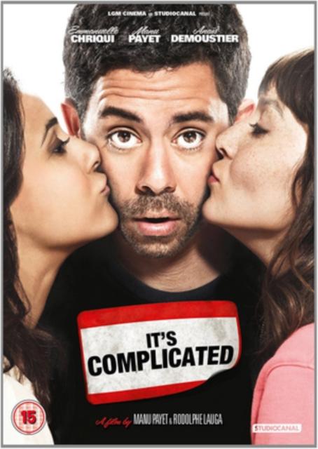 Situation Amoureuse - C'est Compliqu (Rodolphe Lauga;Manu Payet;) (DVD)