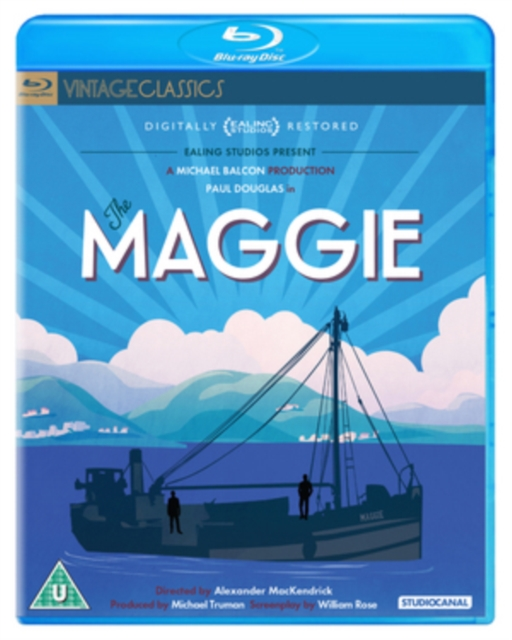 Maggie (Alexander MacKendrick) (Blu-ray)