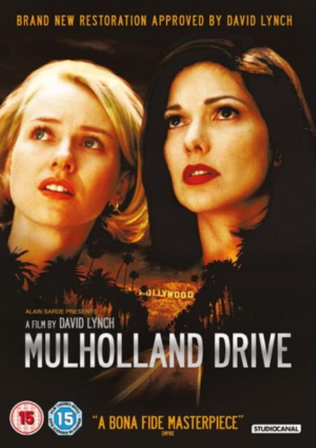 Mulholland Drive (David Lynch) (DVD / 15th Anniversary Edition)