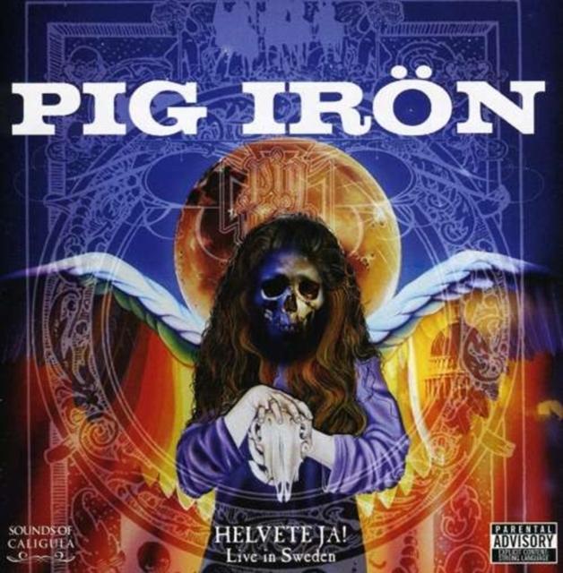 Helvete Ja Live In Sweden (CD / Album)