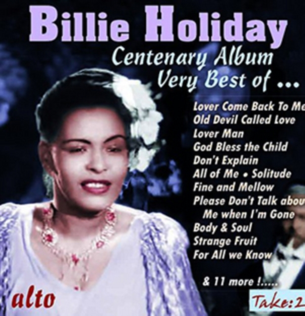 Billie Holiday Centenary Album (Billie Holiday) (CD / Album)