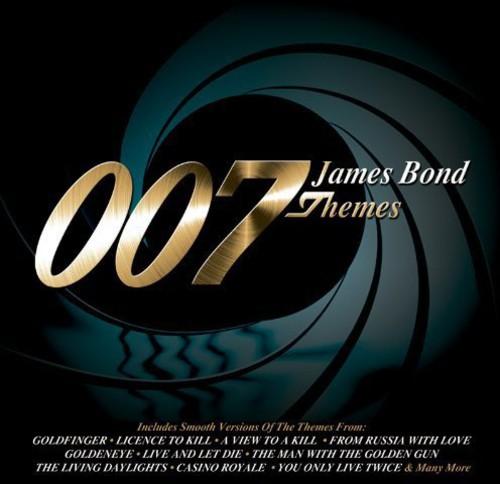 007 James Bond Themes (CD / Album)