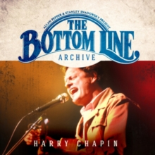 The Bottom Line Archive Series (Harry Chapin) (CD / Box Set)