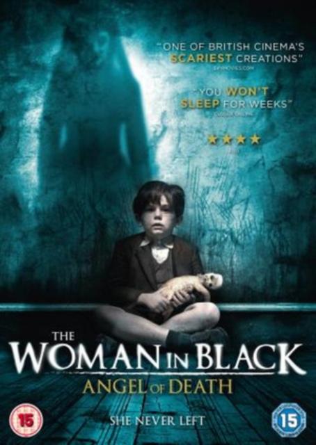 Woman in Black: Angel of Death (Tom Harper) (DVD)