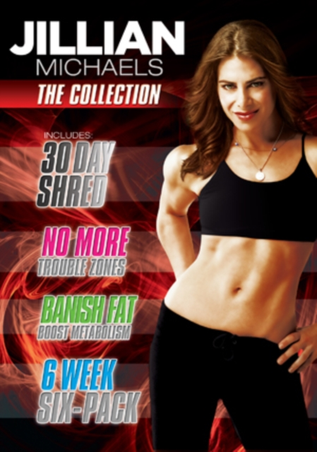 Jillian Michaels: The Collection (DVD / Box Set)