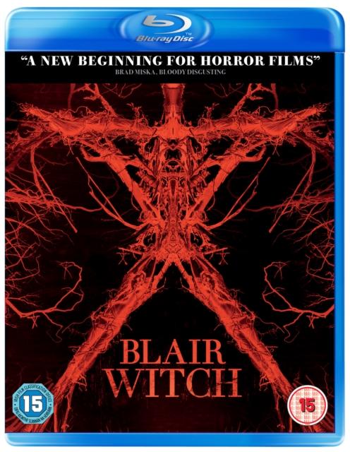 Blair Witch (Adam Wingard) (Blu-ray)