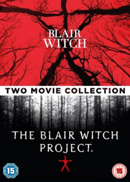 Blair Witch: Two Movie Collection (Daniel Myrick;Eduardo Snchez;Adam Wingard;) (DVD)