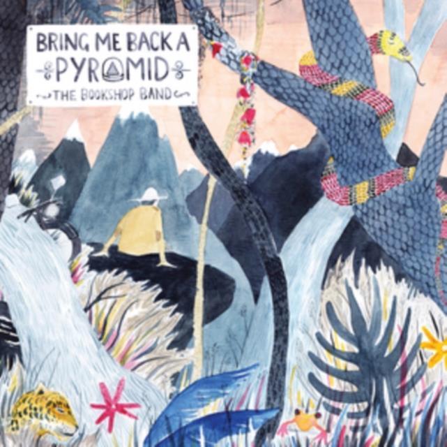 Bring Me Back a Pyramid (The Bookshop Band) (CD / Album)