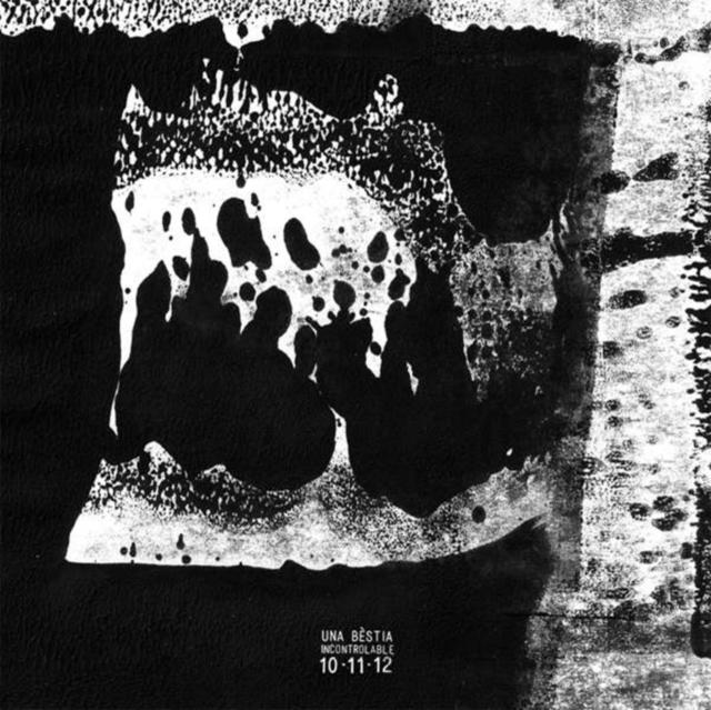 10-11-12 (Una Bstia Incontrolable) (Vinyl / 12