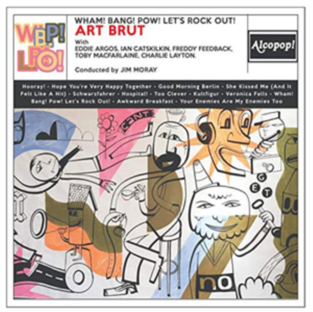 Wham! Bang! Pow! Let's Rock Out! (Art Brut) (CD / Album)