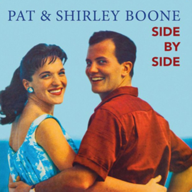Side By Side (Pat & Shirley Boone) (CD / Album)