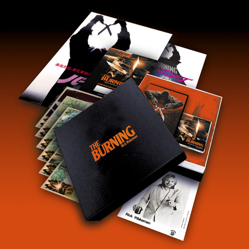 The Burning (CD / Box Set with DVD and Blu-ray)