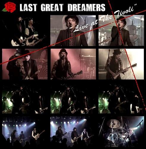 Live at the Tivoli (Last Great Dreamers) (CD / Album)