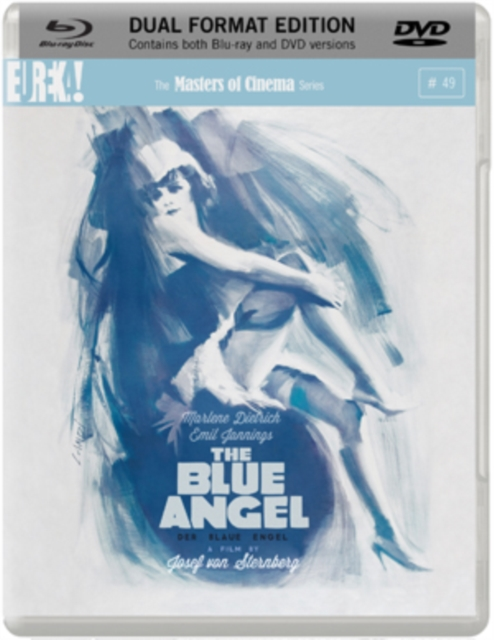 Blue Angel: The Director's Cut (Josef von Sternberg) (Blu-ray / with DVD - Double Play)