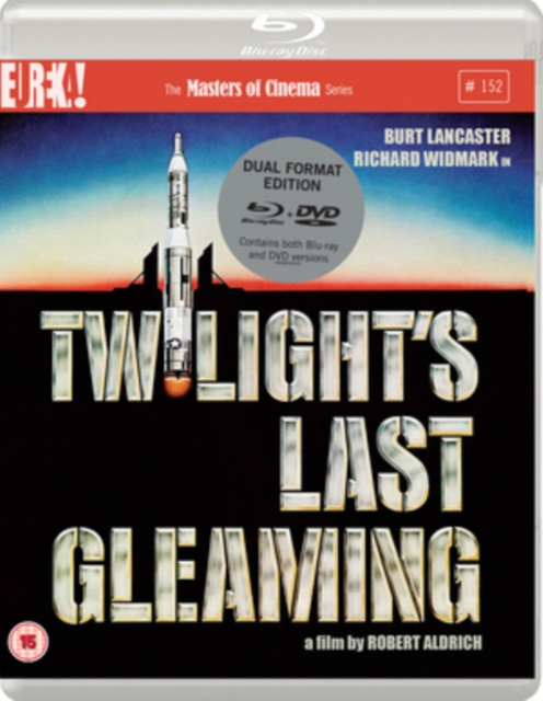 Twilight's Last Gleaming (Robert Aldrich) (Blu-ray / with DVD - Double Play)