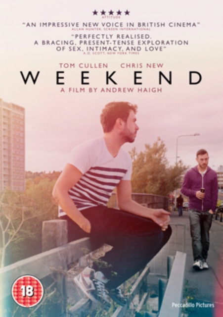 Weekend (Andrew Haigh) (DVD)