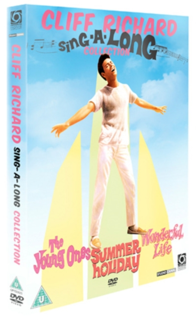 Cliff Richard: Sing-along Collection (Peter Yates;Sidney J. Furie;) (DVD / Box Set)