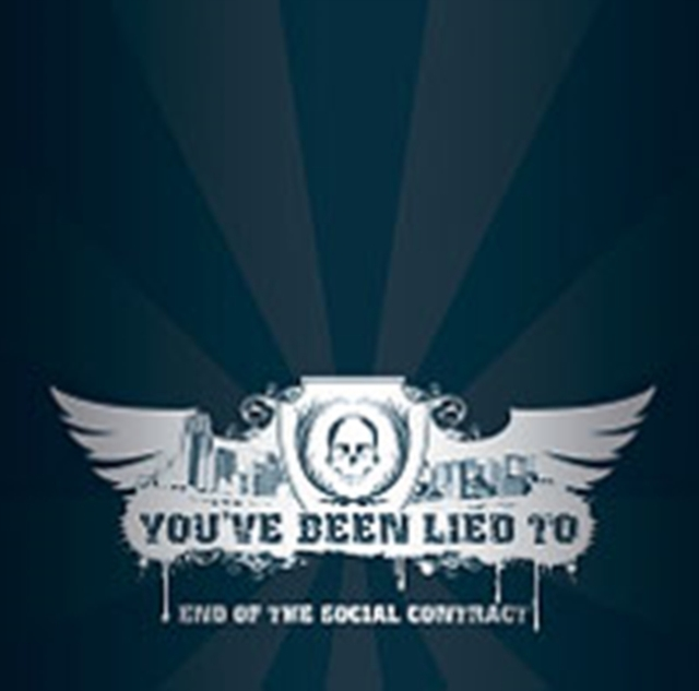 End of the Social Contract (CD / Album)