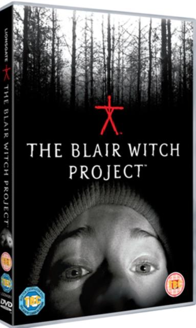Blair Witch Project (Daniel Myrick;Eduardo Snchez;) (DVD)