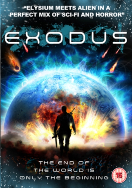 Exodus (Mike Conway) (DVD)