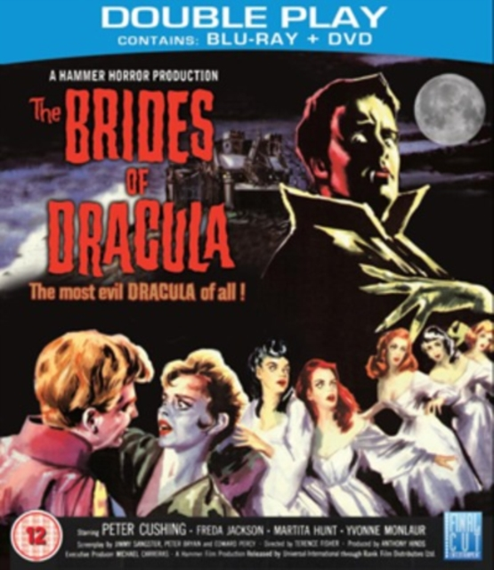 Brides of Dracula (Terence Fisher) (DVD / with Blu-ray - Double Play)