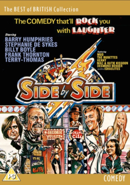 Side By Side (Bruce Beresford) (DVD / Restored)