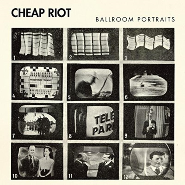 Ballroom Portraits (Cheap Riot) (CD / Album)