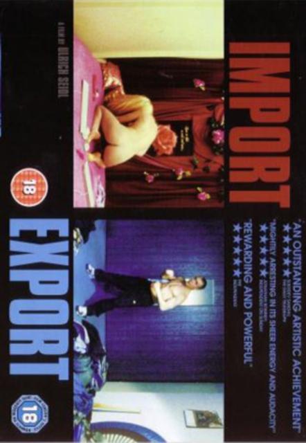 Import/Export (Ulrich Seidl) (DVD)