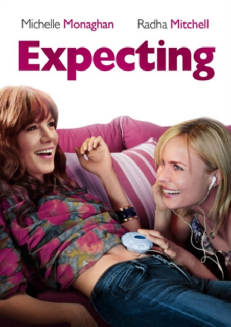 Expecting (Jessie McCormack) (DVD)