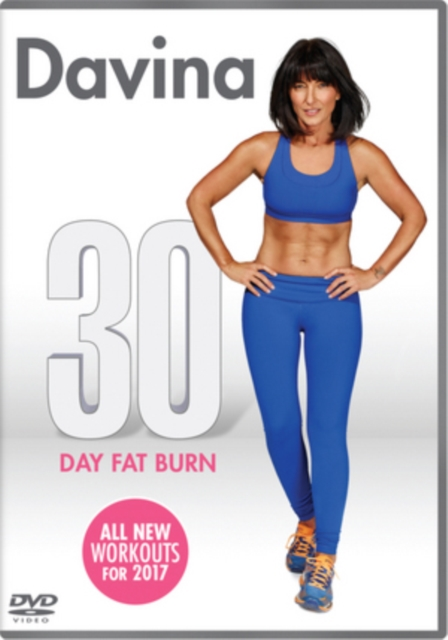 Davina: 30 Day Fat Burn (DVD)
