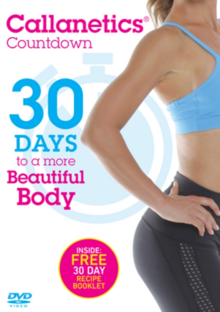 Callanetics Countdown - 30 Days to a More Beautiful Body (DVD)
