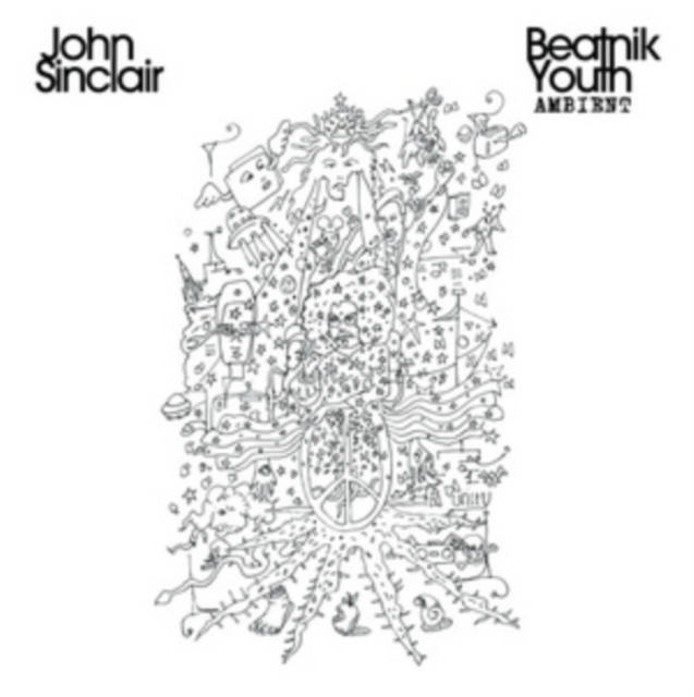 "Beatnik Youth Ambient (John Sinclair) (Vinyl / 12"" Album)"