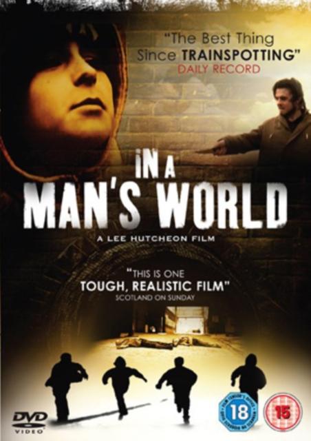 In a Man's World (Lee Hutcheon) (DVD)