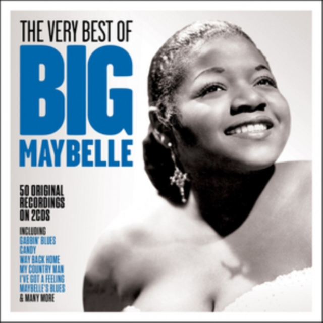 The Very Best of Big Maybelle (Big Maybelle) (CD / Album)