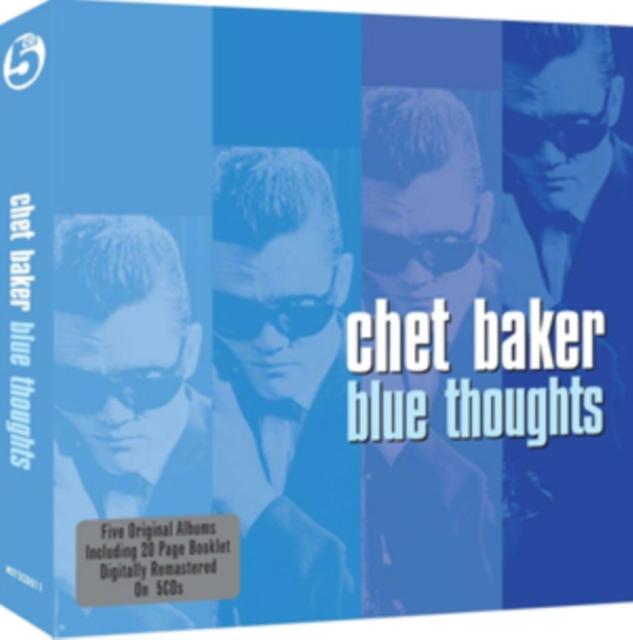 Blue Thoughts (Chet Baker) (CD / Album)