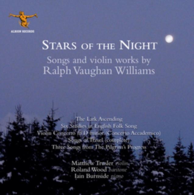 Stars of the Night (CD / Album)