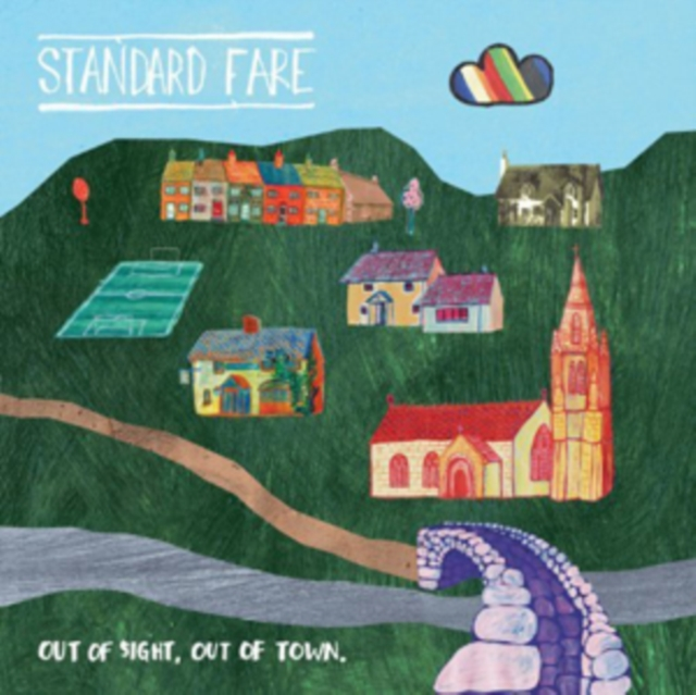 Out of Sight, Out of Town (Standard Fare) (CD / Album)