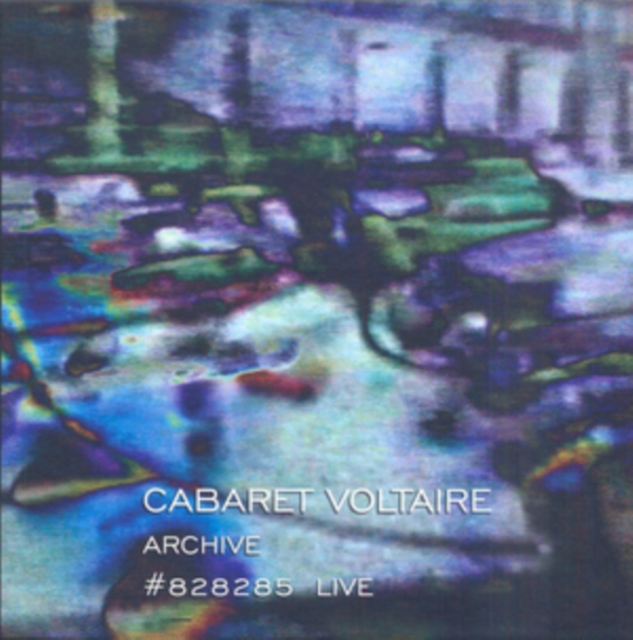 Archive #828285 Live (Cabaret Voltaire) (CD / Box Set)