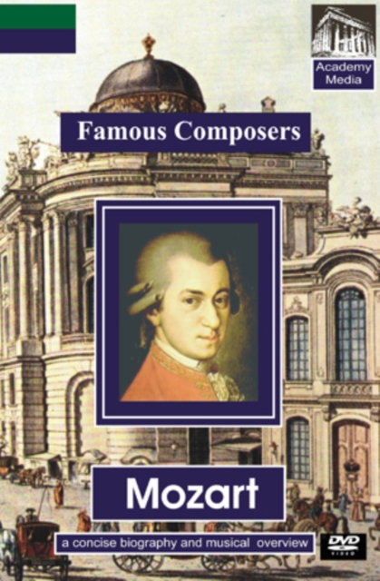 Famous Composers: Mozart - A Concise Biography (DVD)