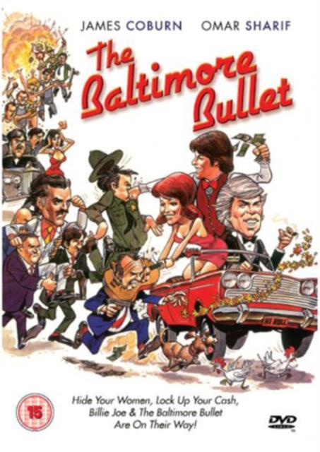 Baltimore Bullet (Robert Ellis Miller) (DVD)