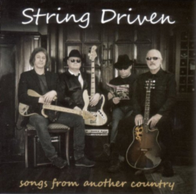 Songs from Another Country (String Driven Thing) (CD / Album)