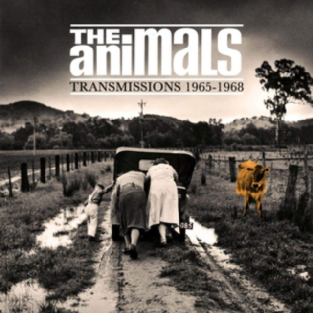 Transmissions 1965-1968 (The Animals) (CD / Album)