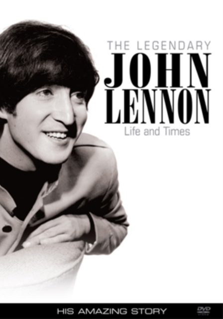John Lennon: Life and Times - His Amazing Story (DVD)