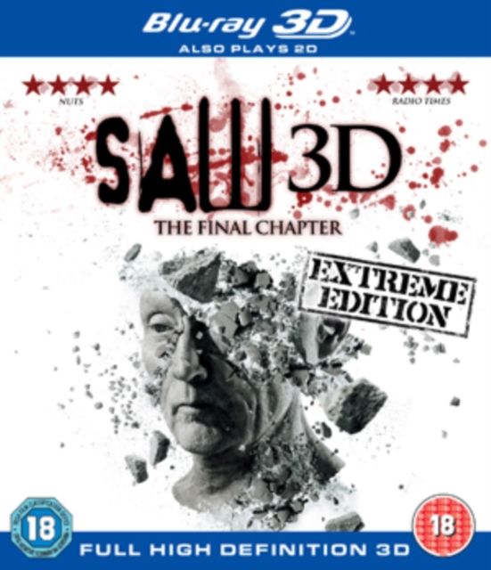 Saw: The Final Chapter (Kevin Greutert) (Blu-ray / 3D Edition)
