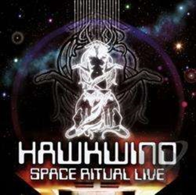 Space Ritual Live Deluxe With Dvd (Hawkwind) (CD / Album)