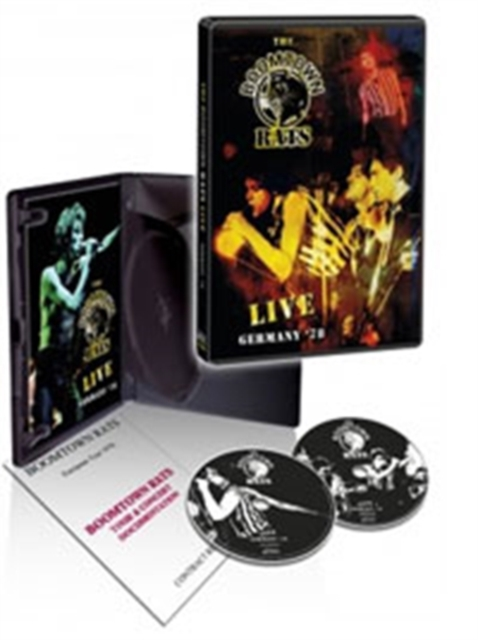 Boomtown Rats: Live in Germany (DVD / with CD)