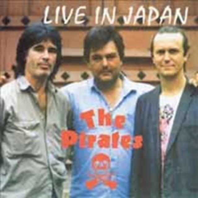 "Live In Japan (""Pirates, The"") (CD / Album)"