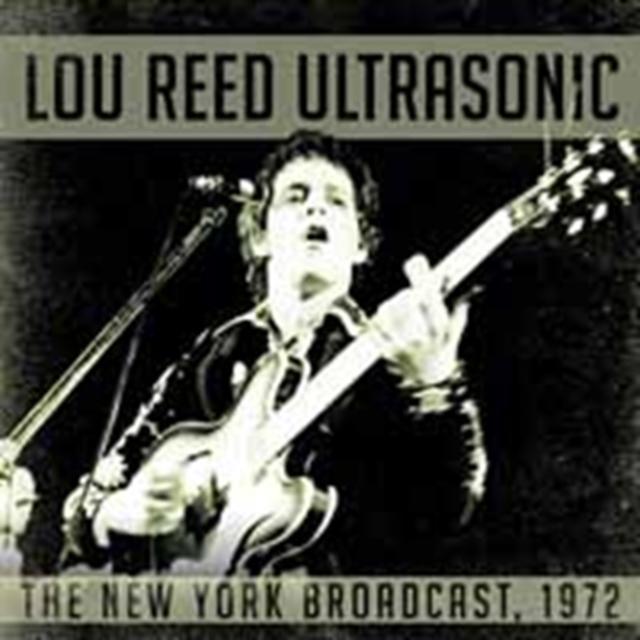 Ultrasonic (Lou Reed) (CD / Album)