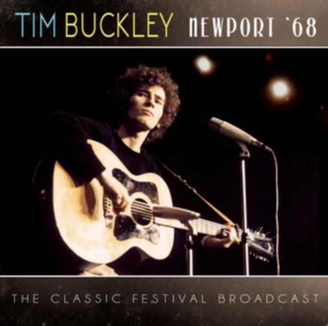 Newport '68 (Tim Buckley) (CD / Album)